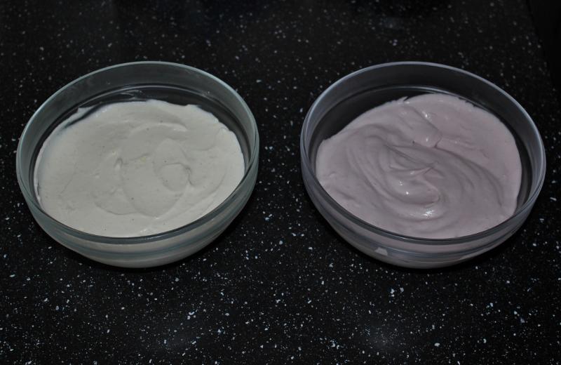 laktosefri yoghurtmousse