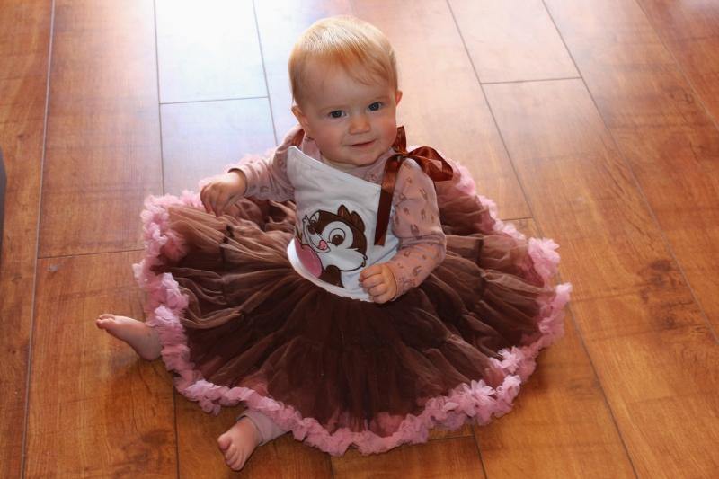 Med Tutu kjolen