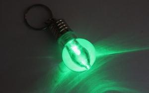 LED lyspære