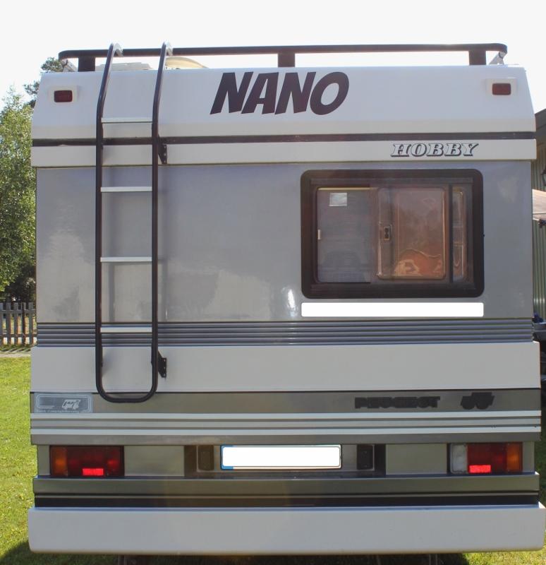 Nano bobil TravelBug