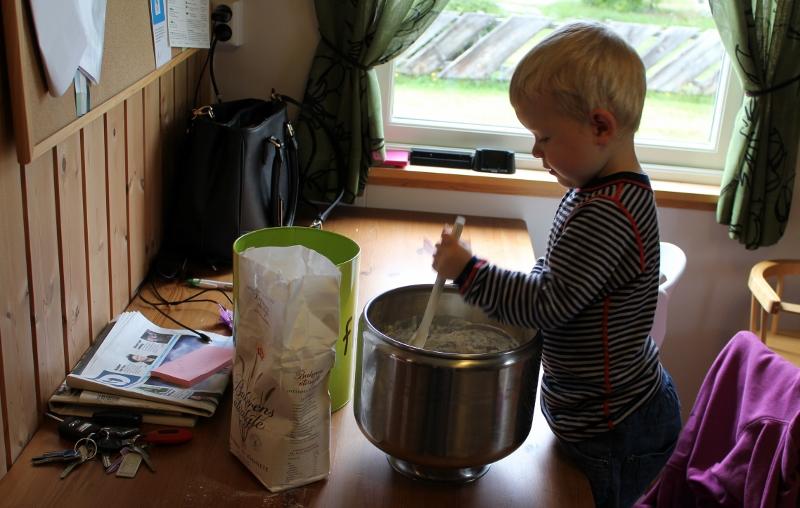 barn kokk