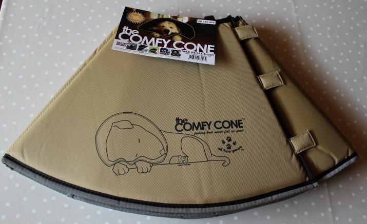 comfy cone hund
