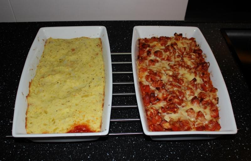 pølse og potetstappe i form