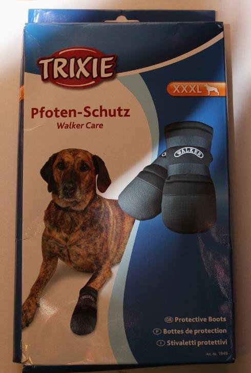 Trixie potesokker til store hunder XXXL