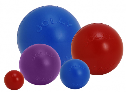 Push-n-Play jollyball