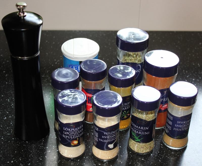 krydder