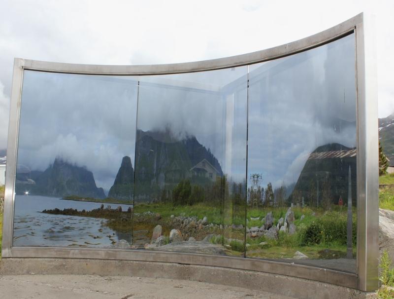 Skulpturlandskap Nordland Vågan