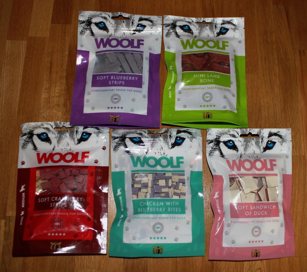 woolf soft blueberry strips