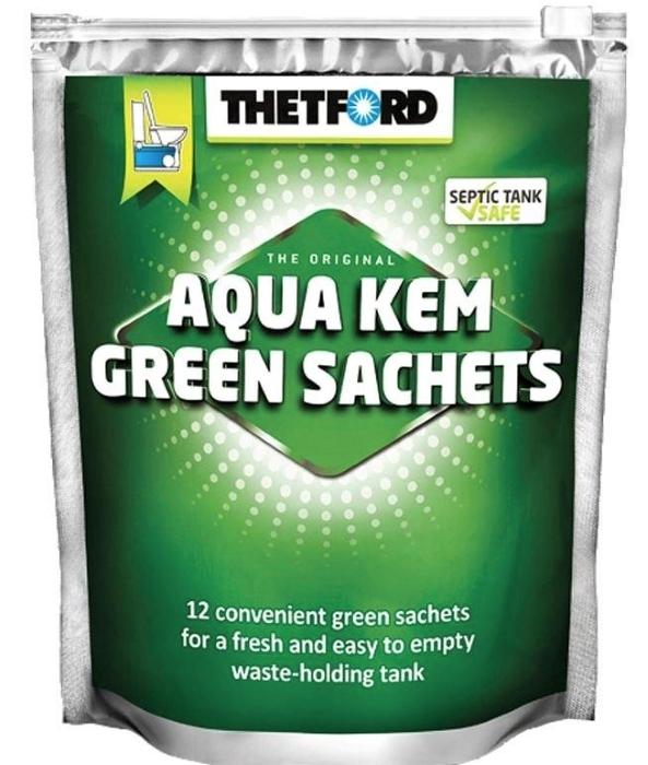 green sac